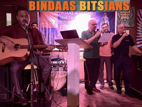 Bindaas BITSians Enthral BITS Pilani Alumni Association BITSAA Ahmedabad Chapter