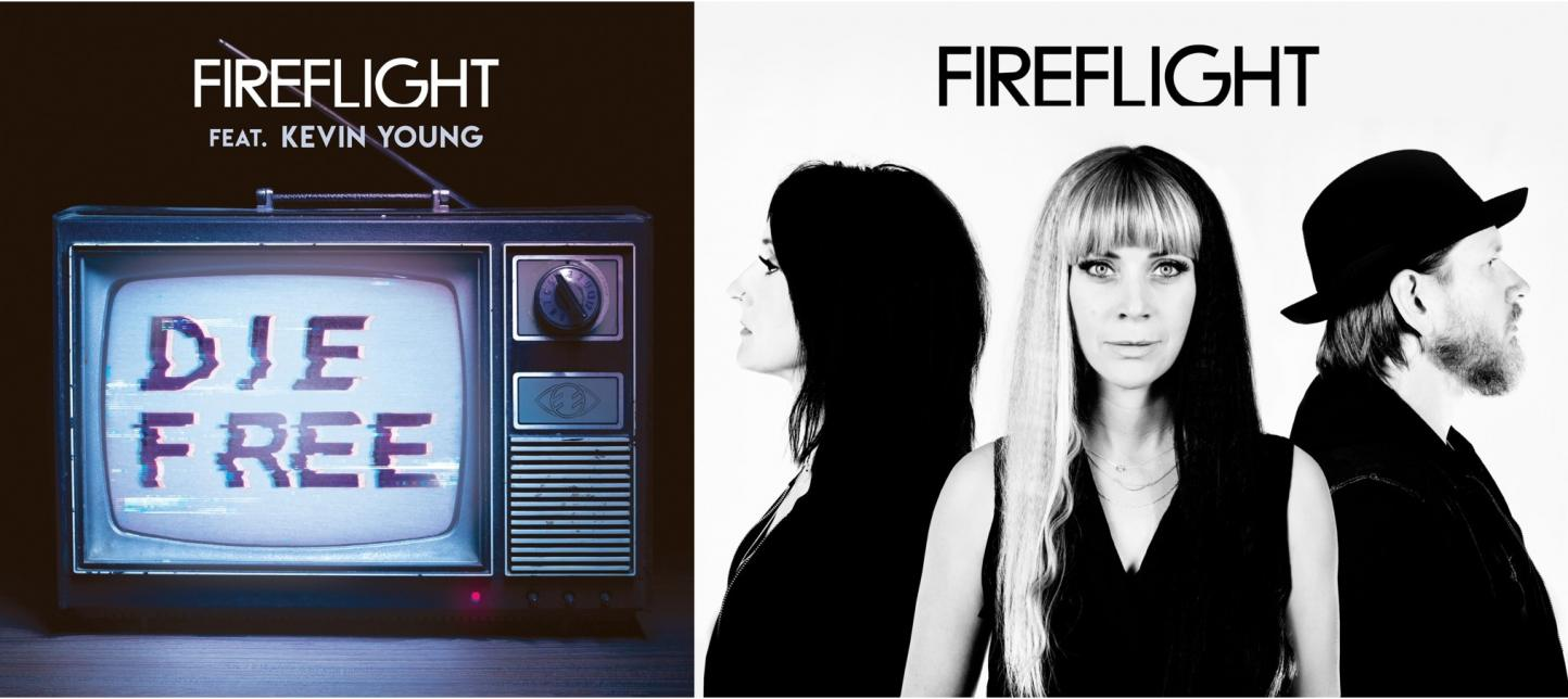 "Fireflight releases ""Die Free"" single Aug. 3."