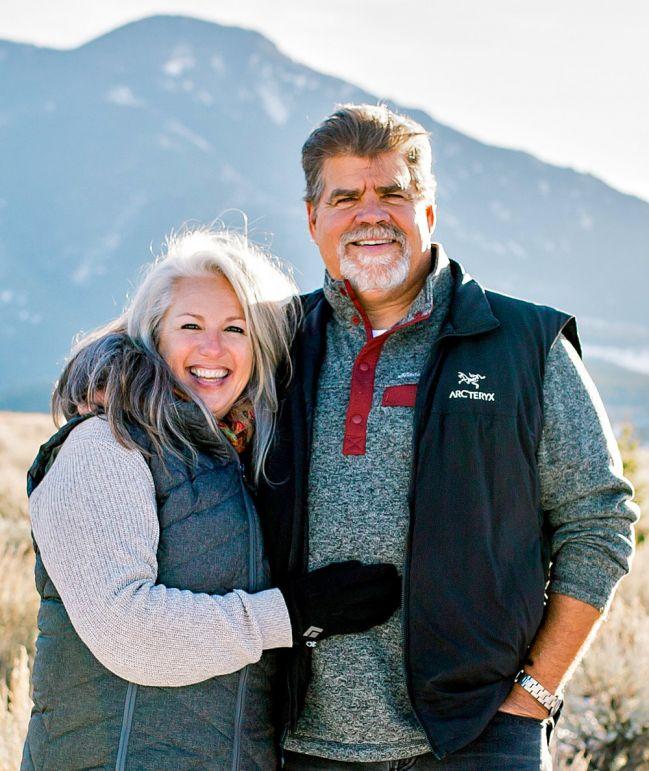Dan and Carol Austin