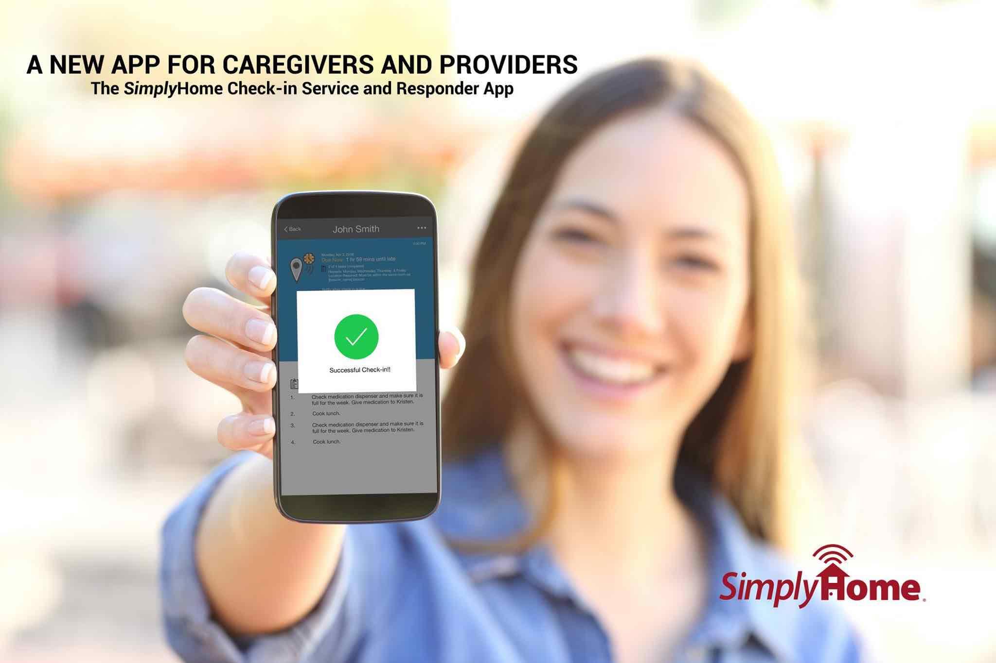 SimplyHome Responder App