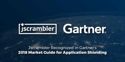 Jscrambler Recognized in Gartner's 2018 Market Guide for Application Shielding