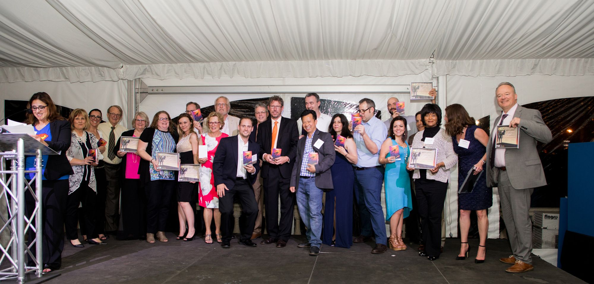 The Standard Group Wins Power of Print Award