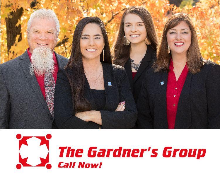"""David R. Gardner, Laura """"Lorie"""" Gardner, Mariah Baker, Margaret """"Maggie"""" Lunde"""