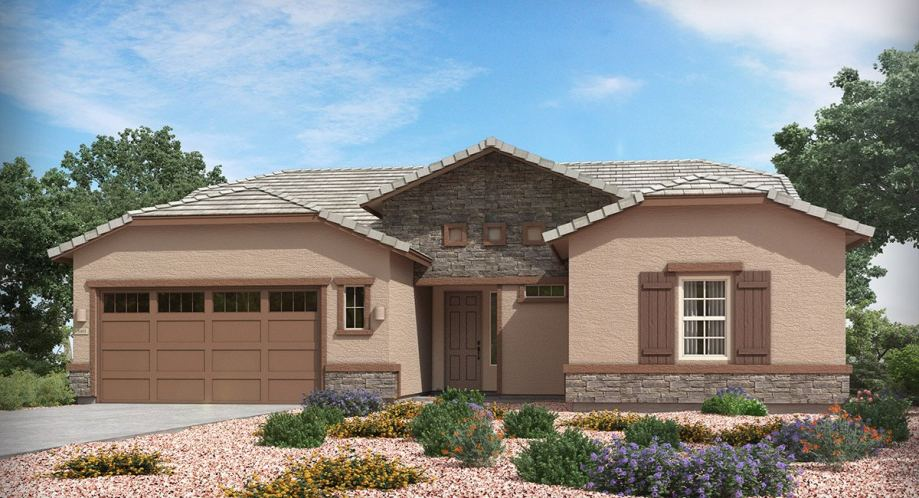 Lennar Tucson is offering up to $18,000 off select quick move-in homes