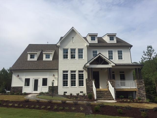 The new Senter Farm model home, The Jimmy, by Terramor Homes.