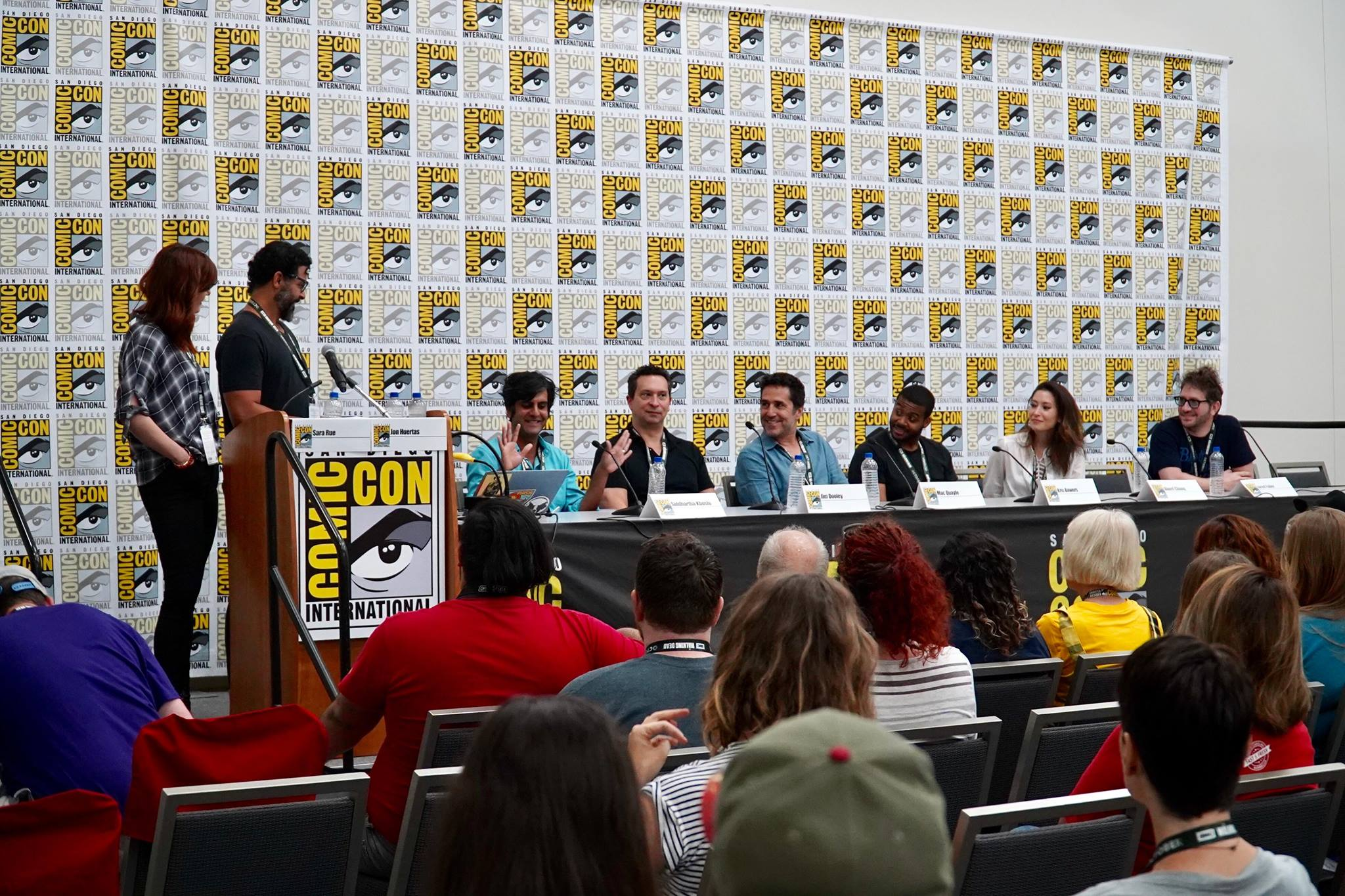 "The 10th Anniversary of the ""Behind The Music"" Composer Panel at Comic-Con 2018"