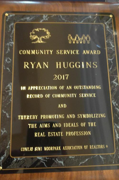 2017 Community Service Award - resized