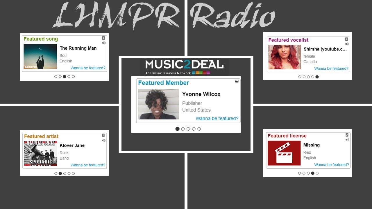 Music2Deal Features