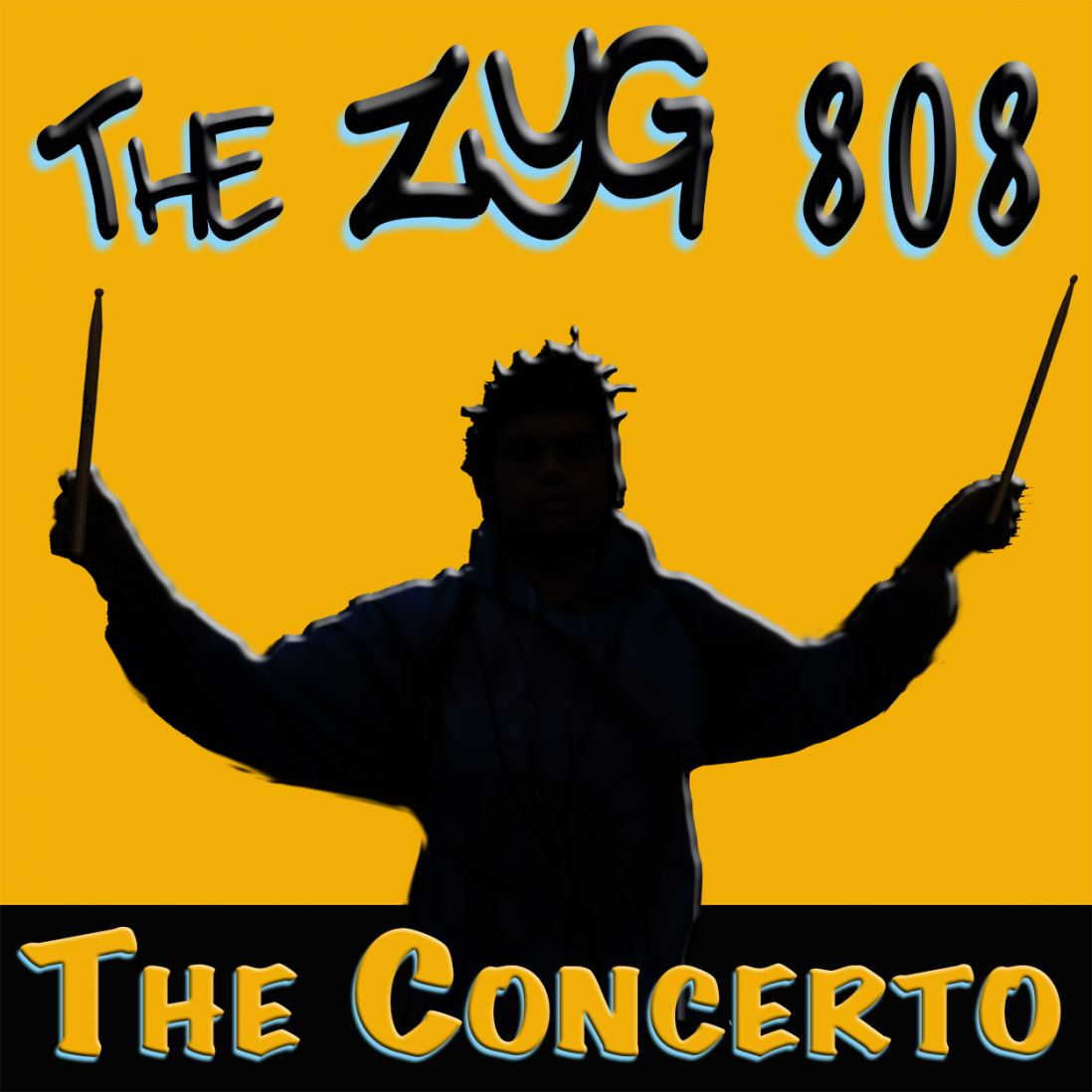 """The Concerto"" by The ZYG 808 goes n sale July 25th"