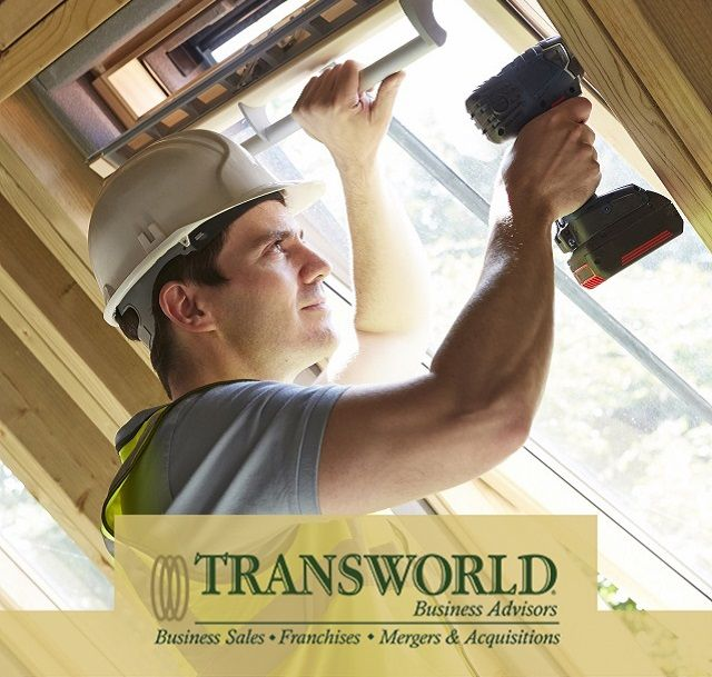 Transworld Business Advisors has a trade in residential roofing & contracting.