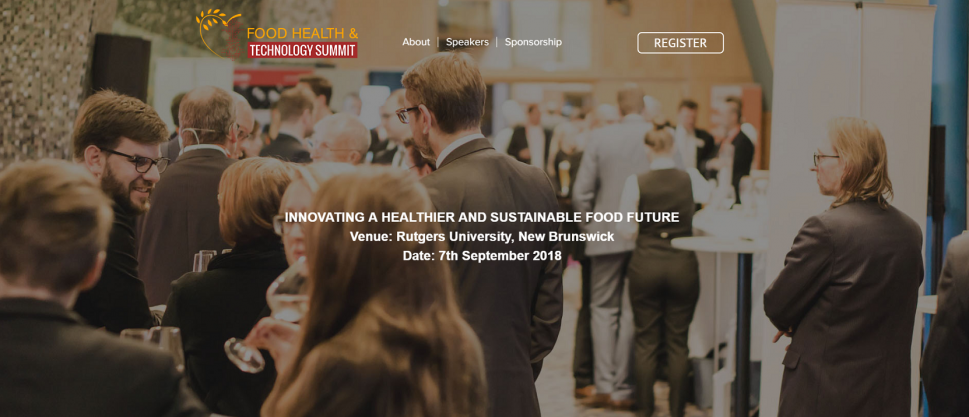 Food Health and Technology Summit 2018