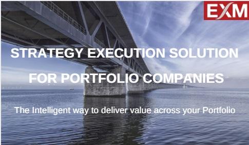 Strategy Execution solution for portfolio companies