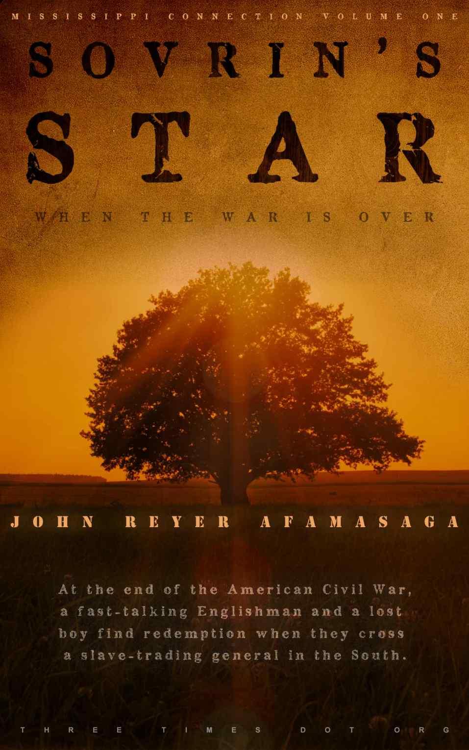 Sovrin's Star by John Reyer Afamasaga