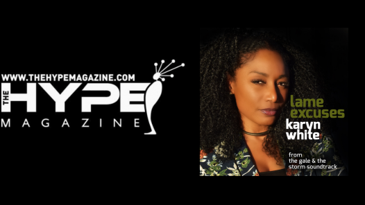 Karyn White featured in The Hype Magazine