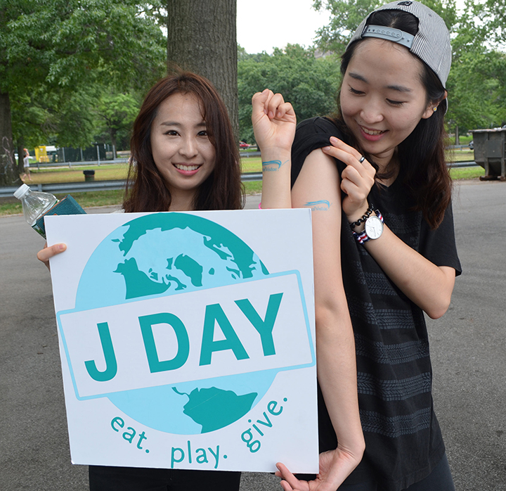 Now in its 5th year, J Day is a nationwide celebration of international exchange