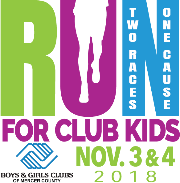 Run for Club Kids logo OTL