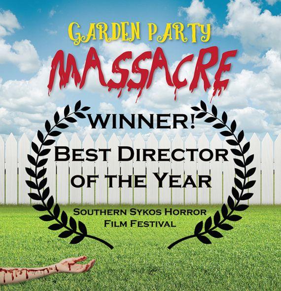 Southern Sykos Horror Film Festival - DIRECTOR WIN