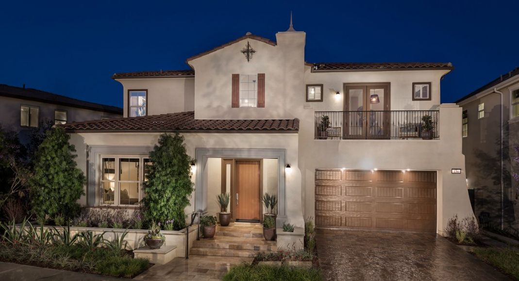 Cadence Park in Irvine boasts eight collections of new homes now open & selling