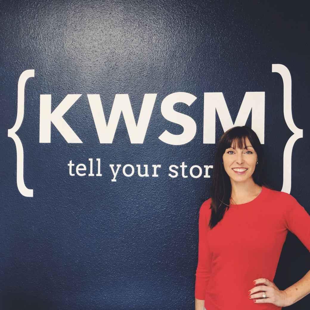Katie Wagner, President, KWSM