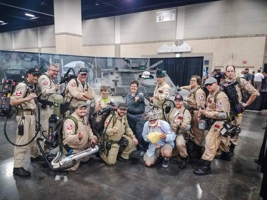 Smoky Mountain Ghostbusters