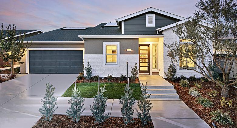 The Skye Series at Moraga in Merced is now selling new homes.