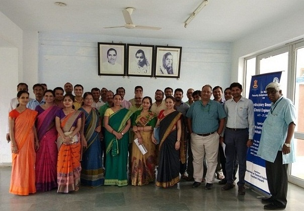 Faculty Development Program Banasthali Interdisciplinary Dimensions of Chemical