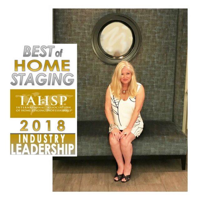Denise Jadd, Best of Home Staging Industry Leadership Award
