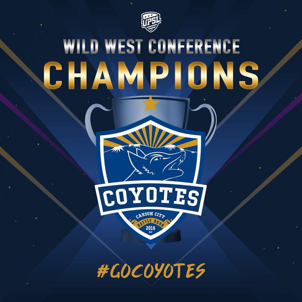 Coyotes win Wild West Championship