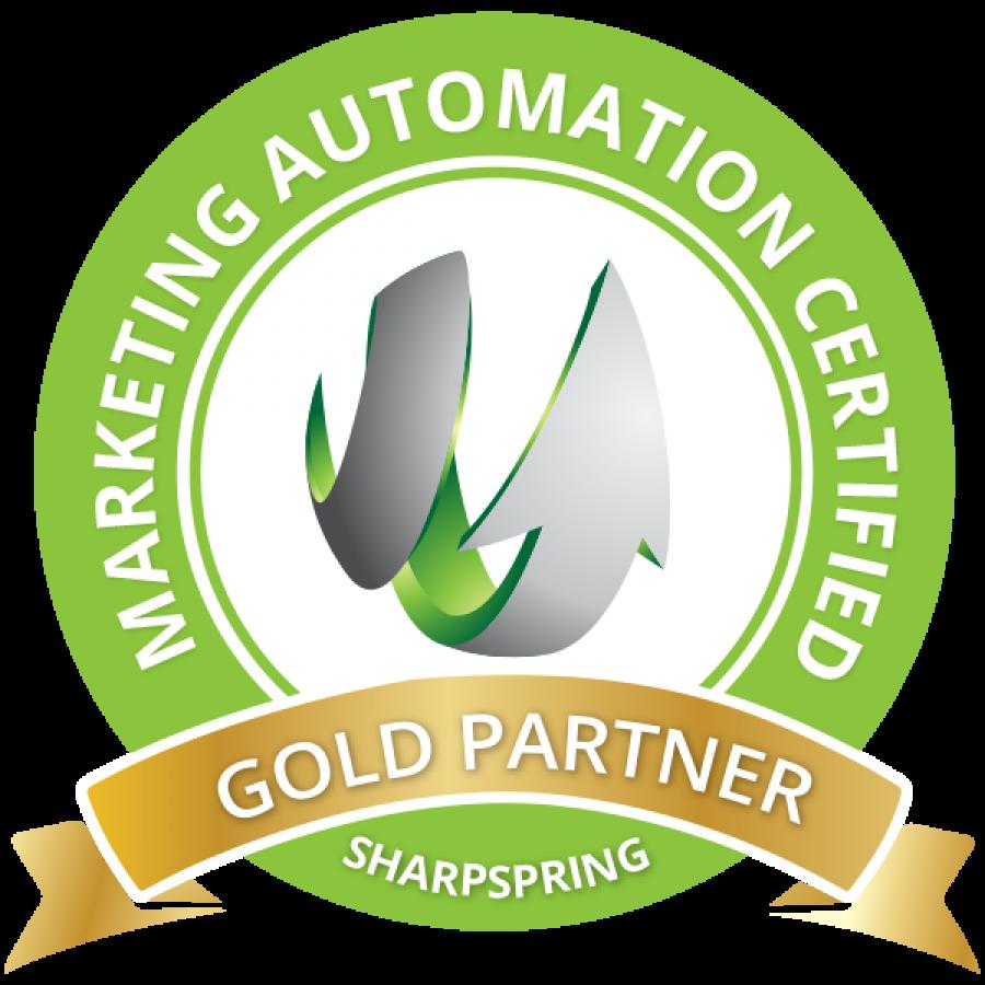 SharpSpring Gold Certification