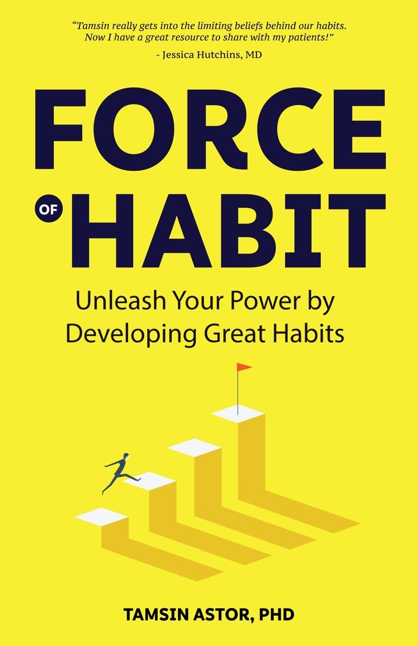 Force of Habit - RELEASE DATE August 15, 2018 -- ISBN-13  978-1-63353-786-6