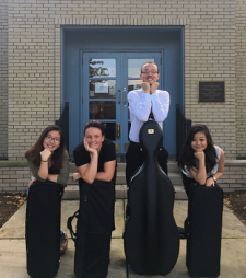 Lake High School String Quartet