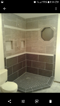 Custom Tile & Wood Work- Jason Beatty (319) 332-8346