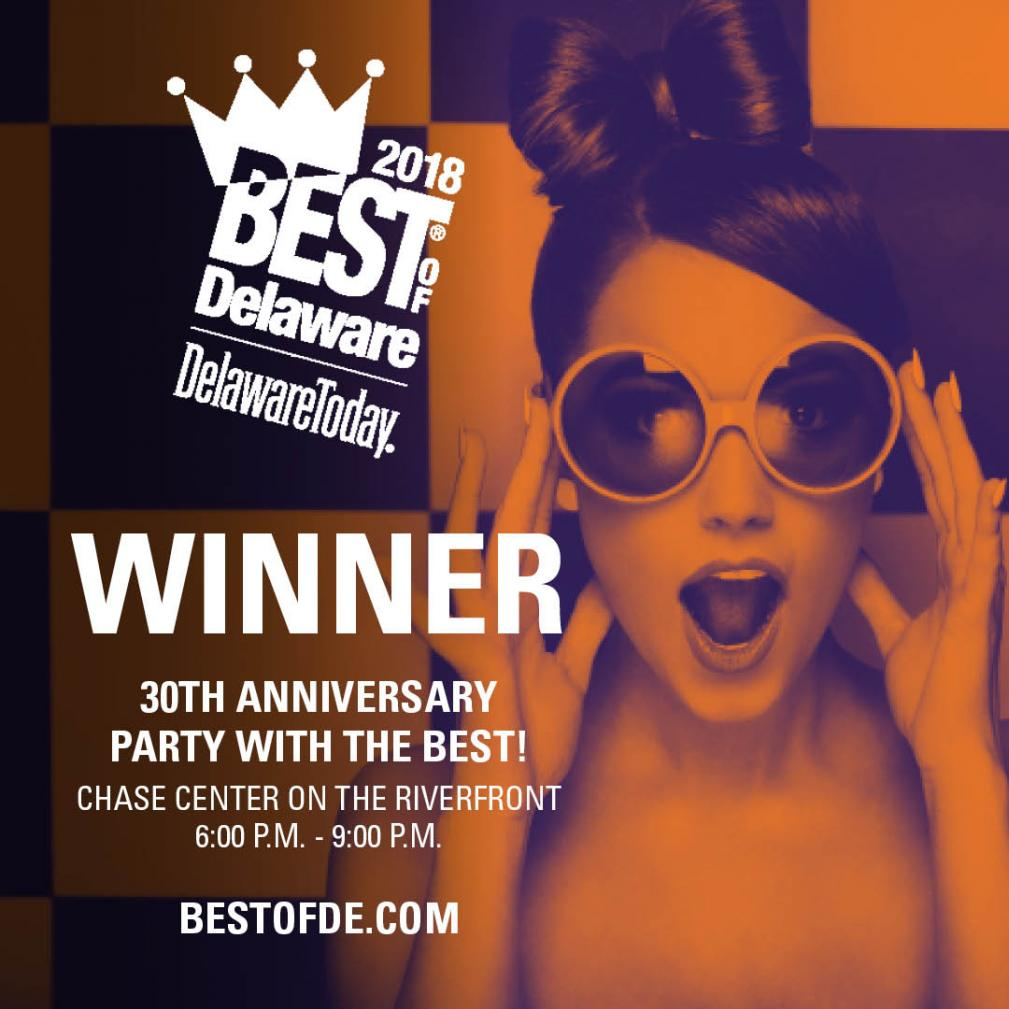 """Party Band """"Jellyroll"""" Wins Best of Delaware 2018 Best Party Band"""