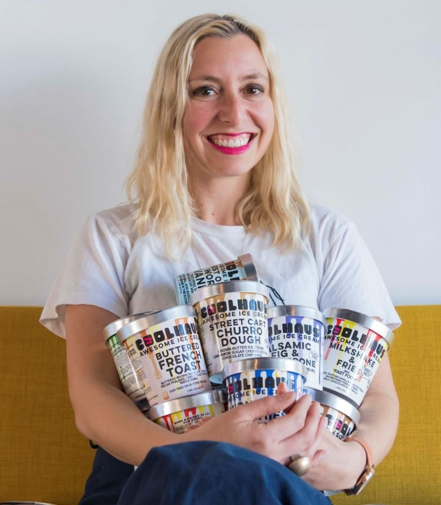 Natasha Case, Coolhaus Co-Founder & CEO