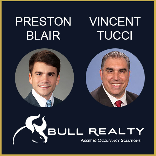 New Brokers Preston Blair and Vincent Tucci