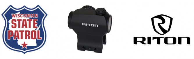 The Riton MOD-3 RMD Will Be Protecting the Governor of Wisconsin
