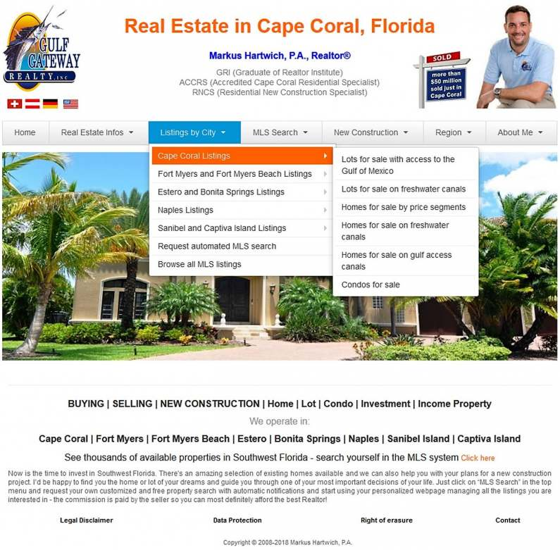 Real Estate in Southwest Florida