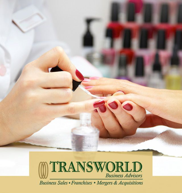 Transworld Business Advisors Supports the Trade of a Nail Salon