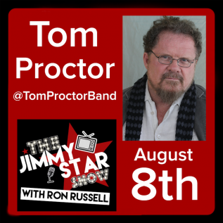 Tom Proctor To Guest On The Jimmy Show With Ron Russell