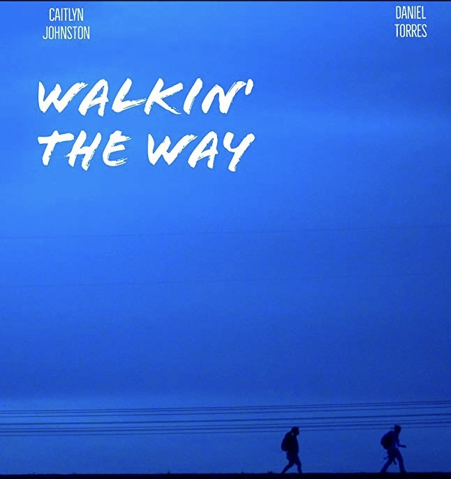 """Promotional Ad for """"Walkin' the Way."""""""