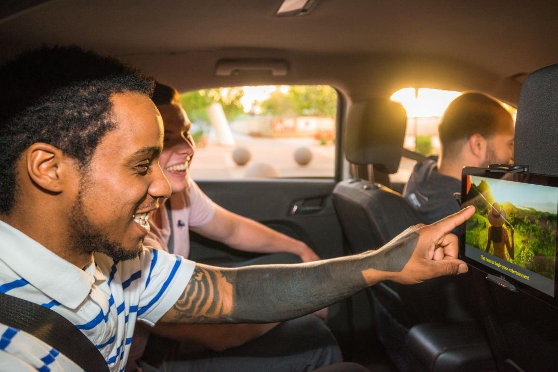 Surf announces expansion of in-car entertainment platform on Lyft, Uber vehicles