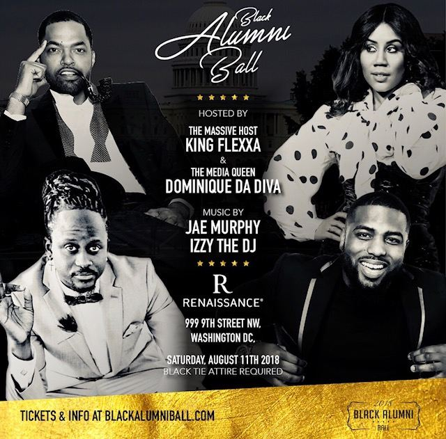 Black Alumni Ball | August 11, 2018