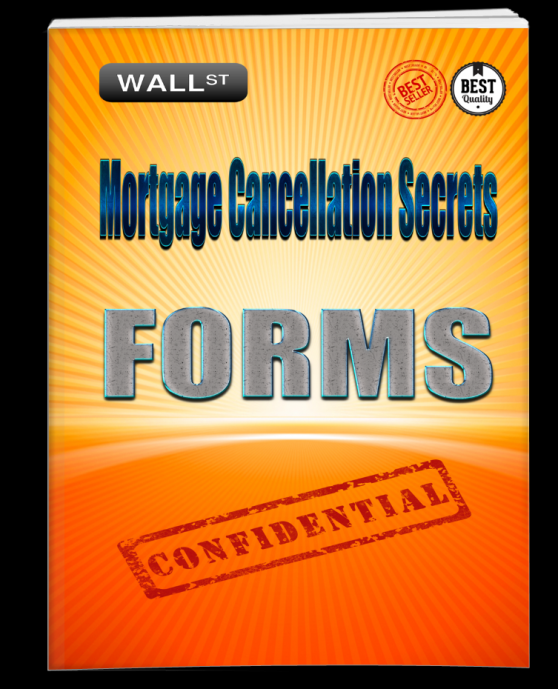 Mortgage Cancellation Secrets Forms main