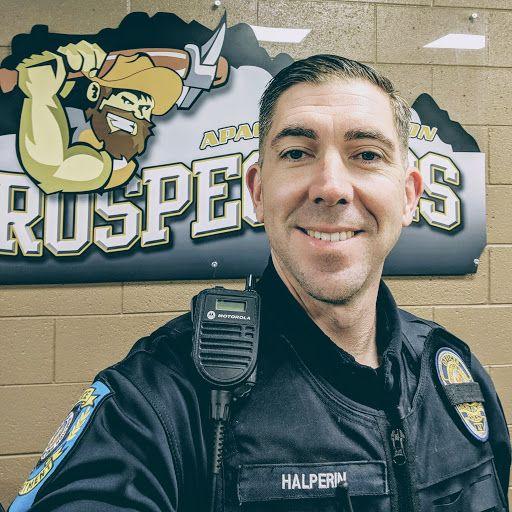 Officer Carl Halperin