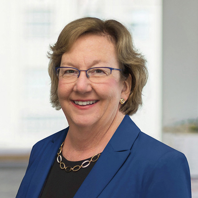 Jane Brasier, Clark Nexsen Vice President for Business Development