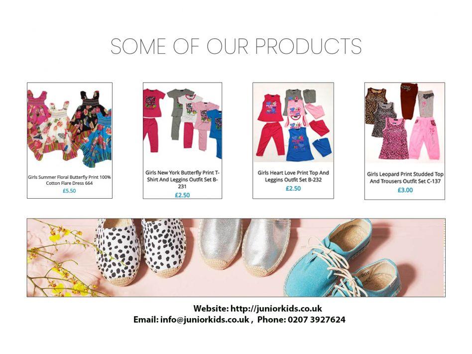 Wholesale kids clothing London-kids shoe wholesale