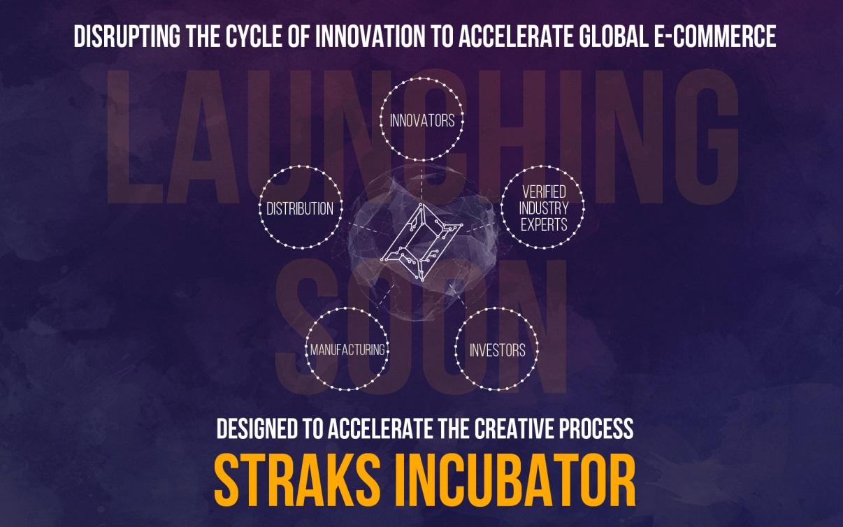 STRAKS Incubator Launching Soon