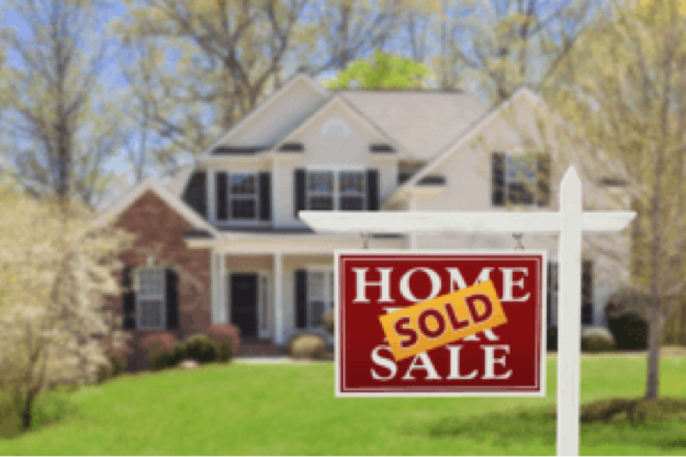 Make a good first impression on potential home buyers with beautiful trees.