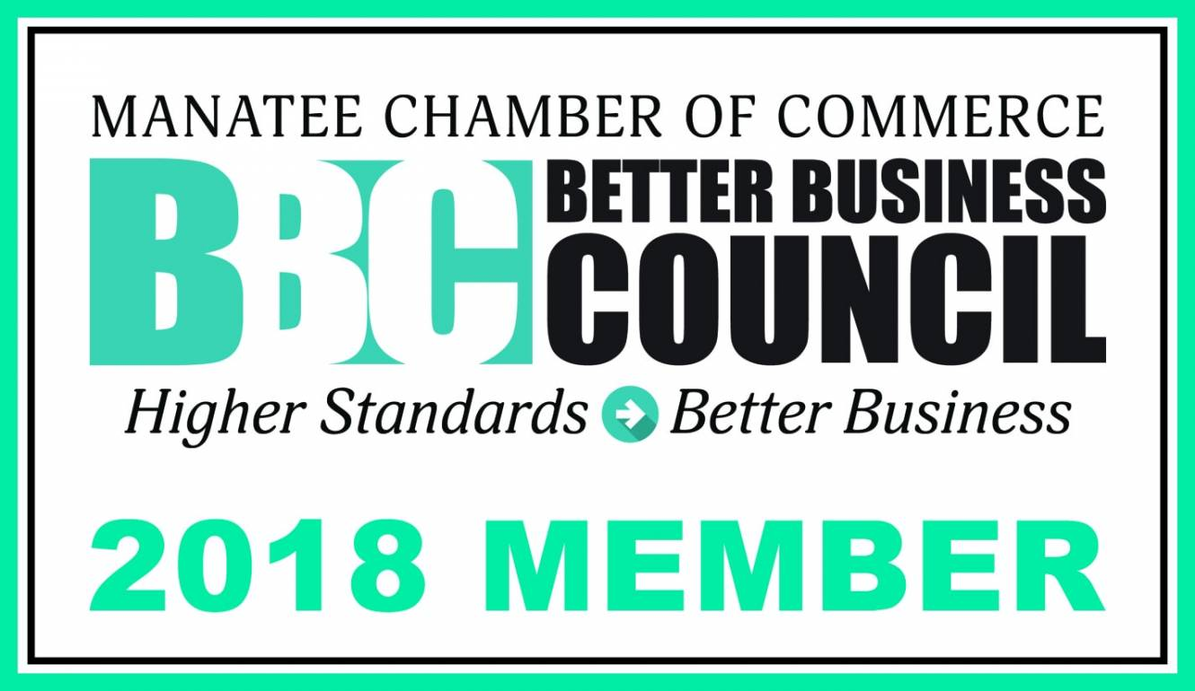 Better Business Council Logo Manatee Chamber Crystal Clean Green Cleaning