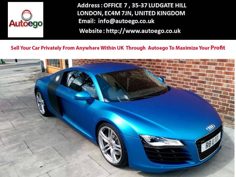 www.autoego.co.uk - Sell Your Car Privately From Anywhere Within UK  T